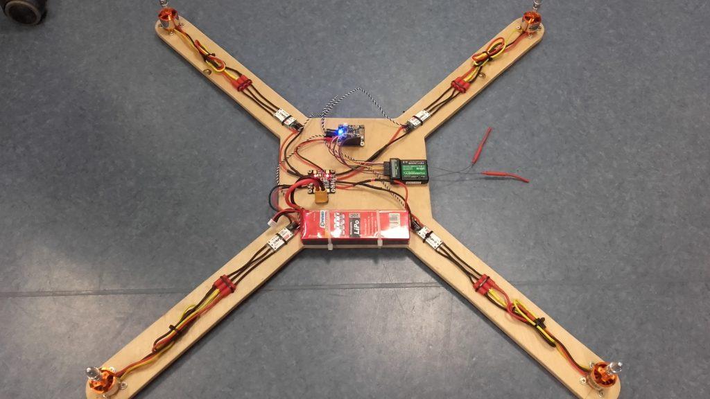 French drone scheme
